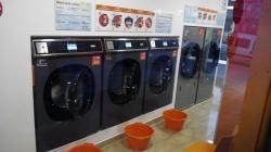 autoservicio lavandería