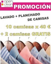 Oferta 10 Camisas x 40€
