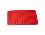 HEAT INSULATING PLATE IN SILICONE